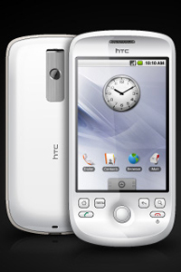 HTC Magic med Google