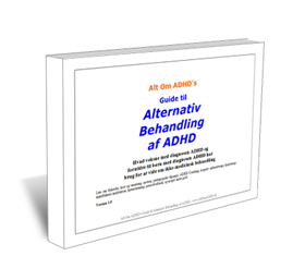 Guide til Alternativ Behandling af ADHD